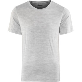 Bergans Oslo Wool - T-shirt manches courtes Homme - gris